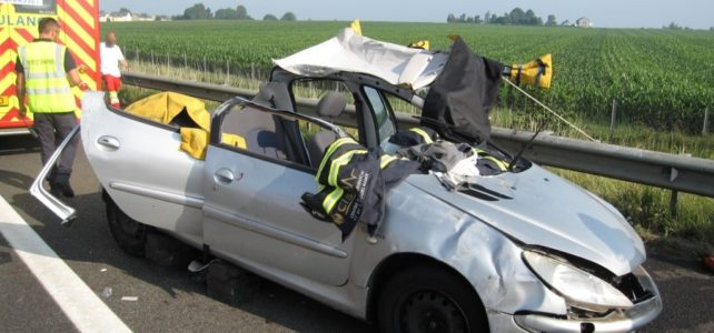 [VU3#A2S1] Schwerer Verkehrsunfall A6