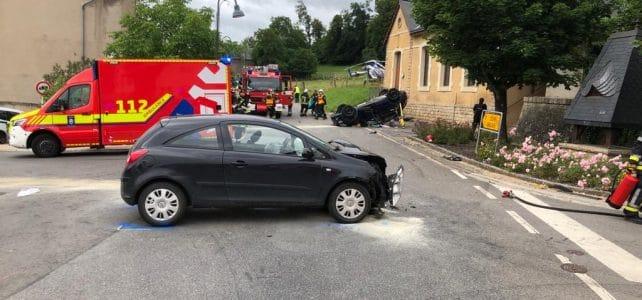 Verkehrsunfall Innerorts